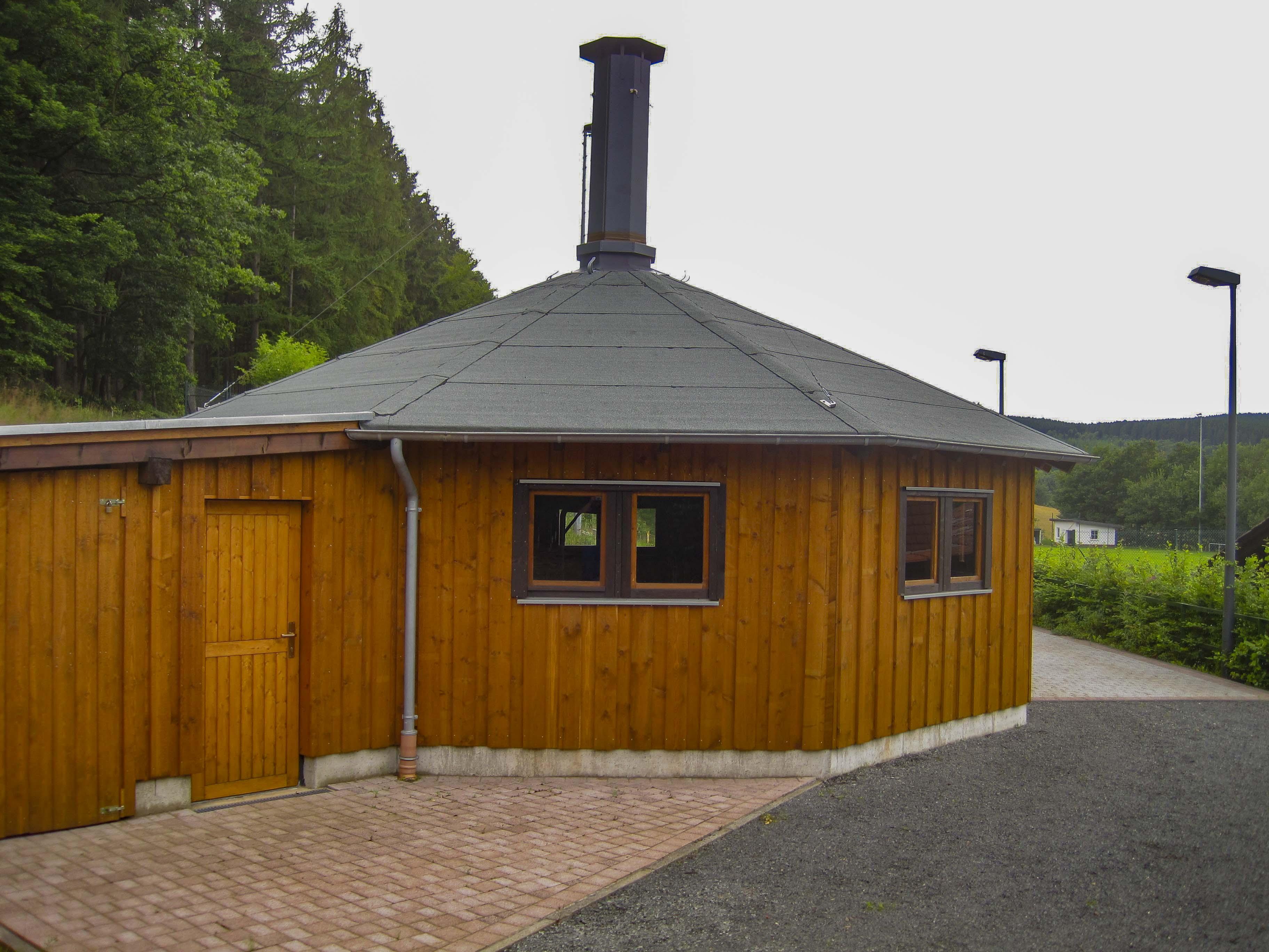 Grillhütte Neroth, 31. Juli 2012